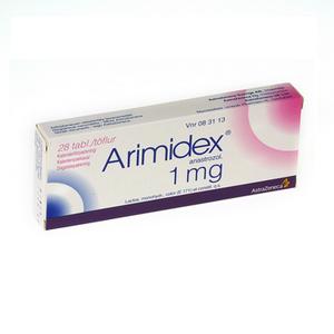 Arimidex (Anastrozole - Arimidex)