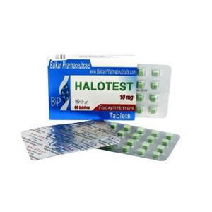 Halotest (Halotestin - Fluoxymesterone)