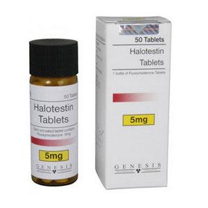 Halotestin (Halotestin - Fluoxymesterone)