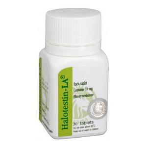 Halotestin-LA (Halotestin - Fluoxymesterone)