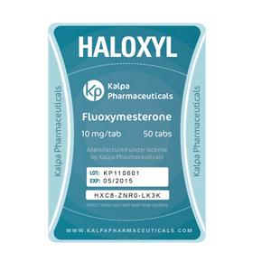 Haloxyl (Halotestin - Fluoxymesterone)