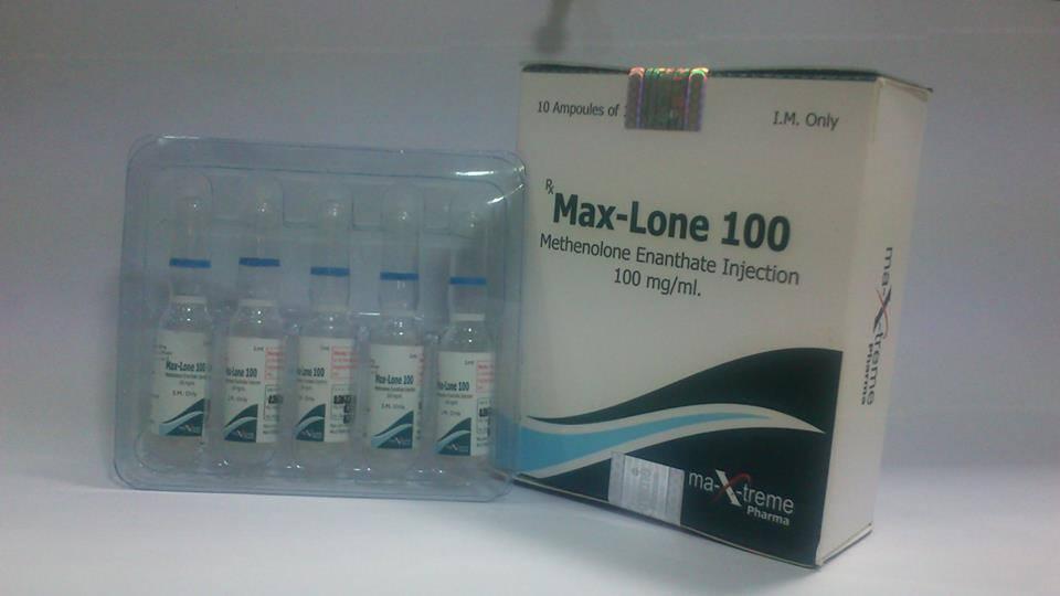 Max Lone (Primobolan Depot - Methenolone Enanthate)