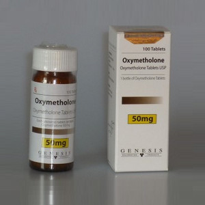 Oxymetholone Injectable (Anadrol - Oxymetholone, aka Anapolon)