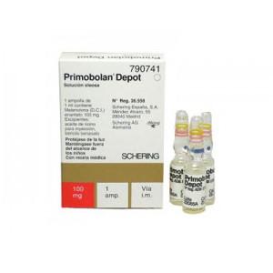 Primobolan (Primobolan - Methenolone Acetate)