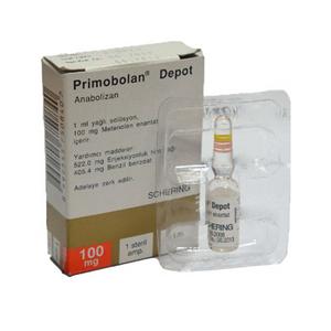Primobolan Depot (Primobolan Depot - Methenolone Enanthate)