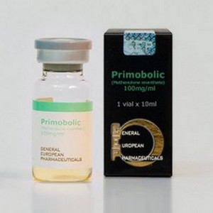 Primobolic (Primobolan - Methenolone Acetate)