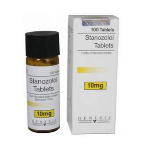 Stanozolol-10