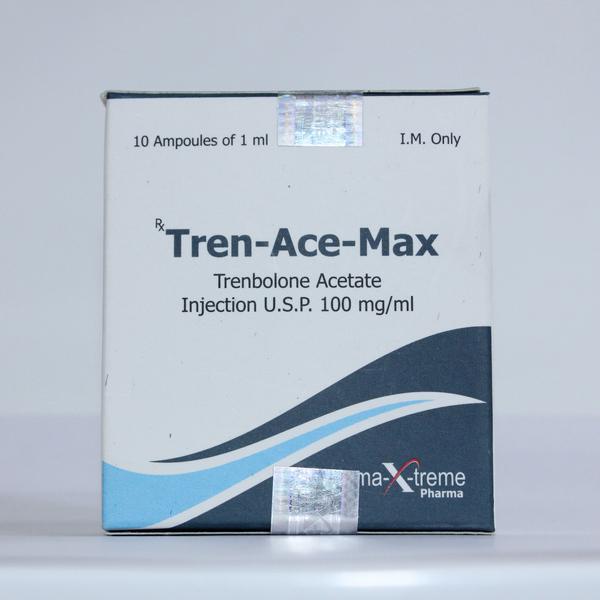 Tren-Ace-Max vial (Trenbolone Acetate)