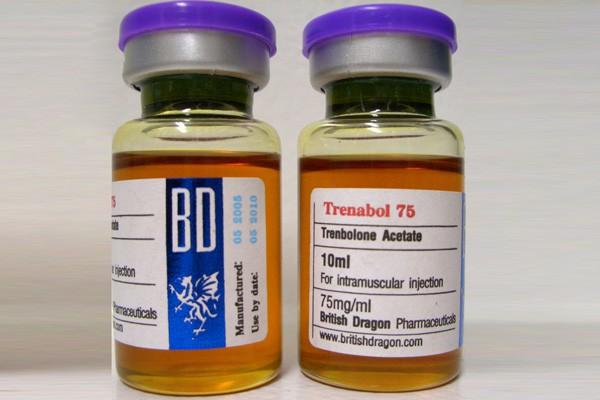 Trenbolone-75 (Trenbolone Acetate)