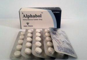 Alphapol (methandienone oral)
