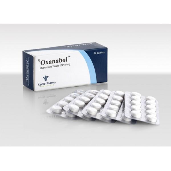 Oxanabol (Oxandrolone)