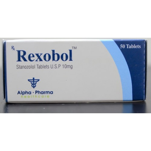 Rexobol-10 (Stanozolol)