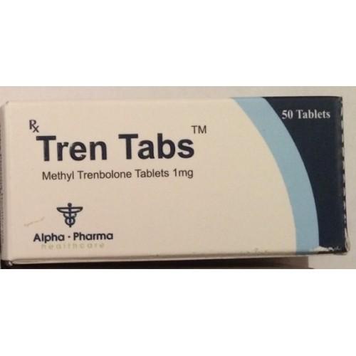 Tren Tabs (Methyltrienolone (Methyl trenbolone))