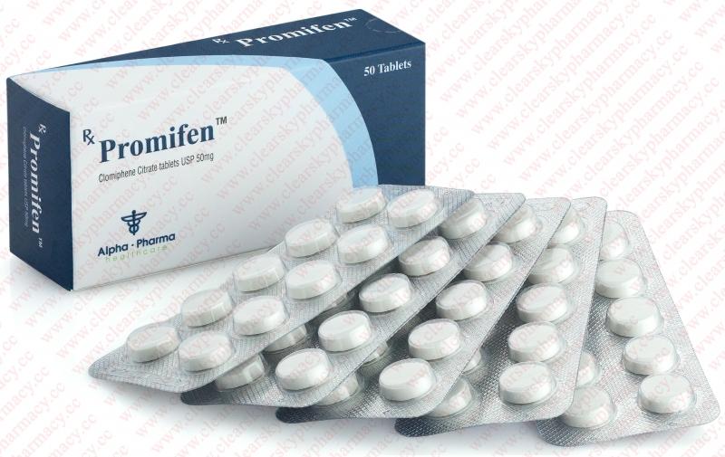 Promifen (Clomiphene Citrate)