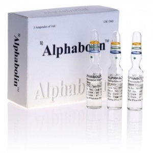 Alphabolin (Methenolone Enanthate)