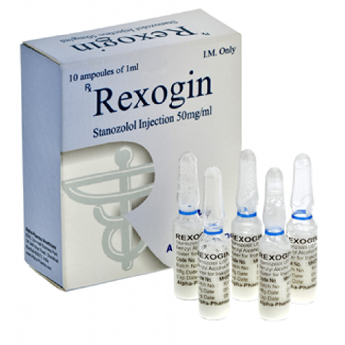 Rexogin (Stanozolol)
