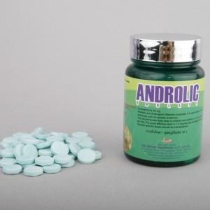 Androlic (Oxymetholone)