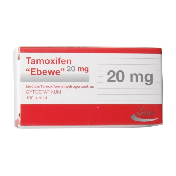 Tamoxifen 20 (tamoxifen citrate)
