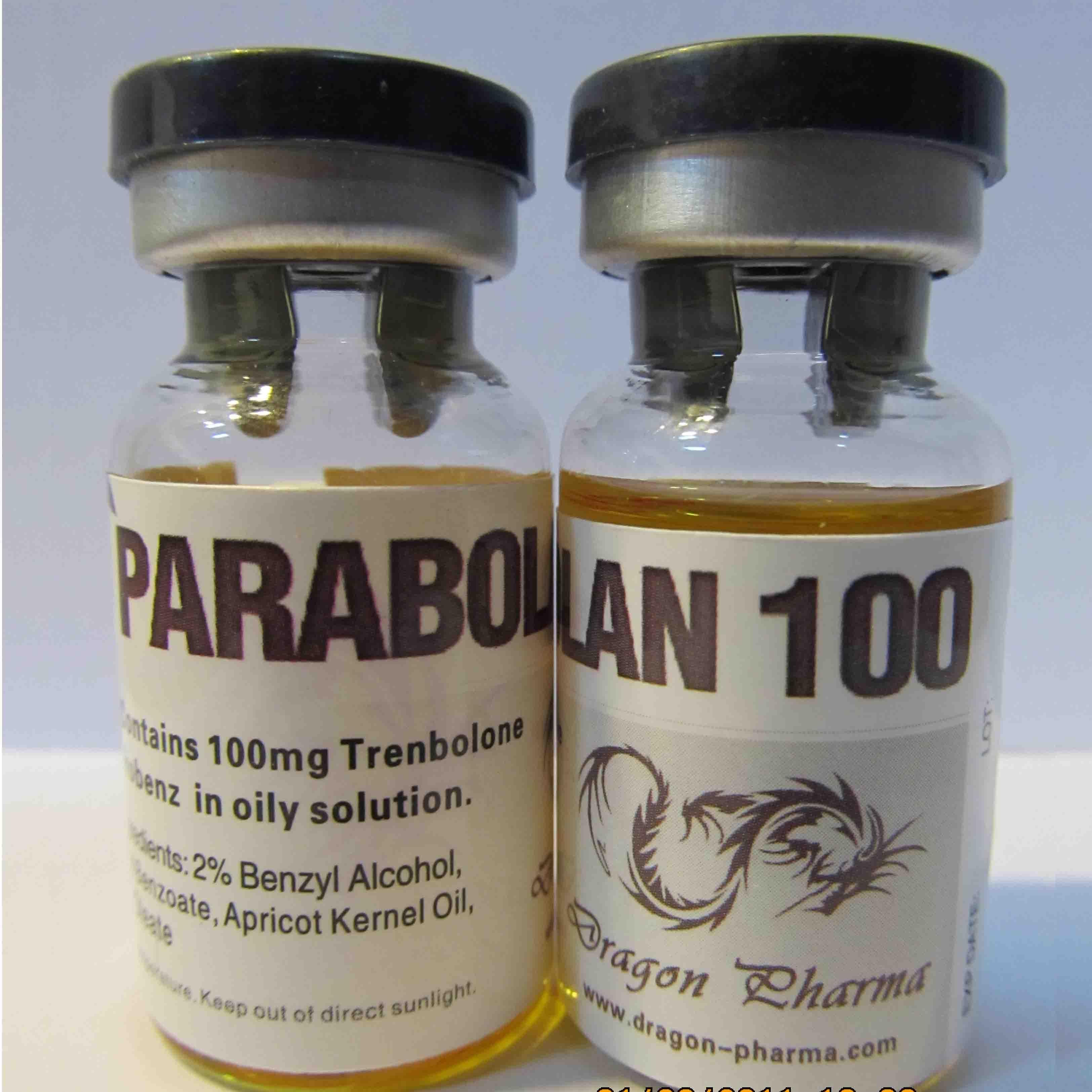 Parabolan 100 (Trenbolone Hexahydrobenzylcarbonate)