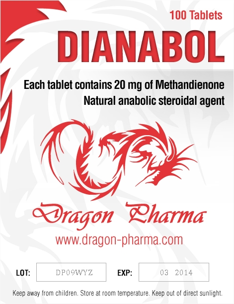 Dianabol 20 (methandienone oral)