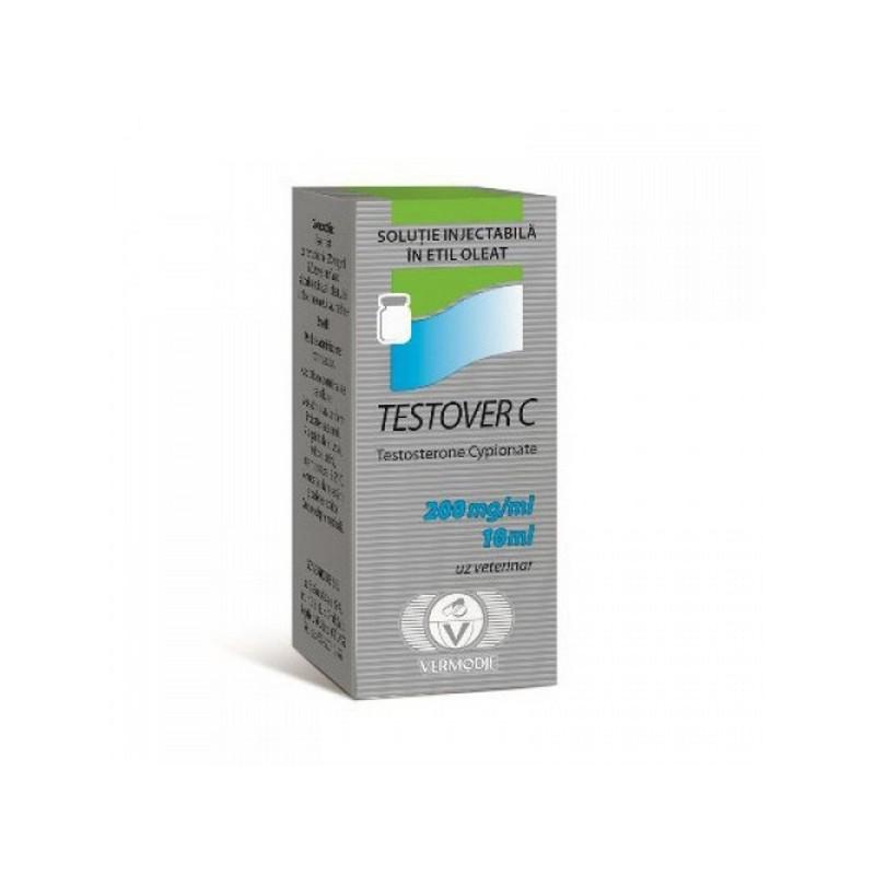 Testover C vial (Testosterone Cypionate)