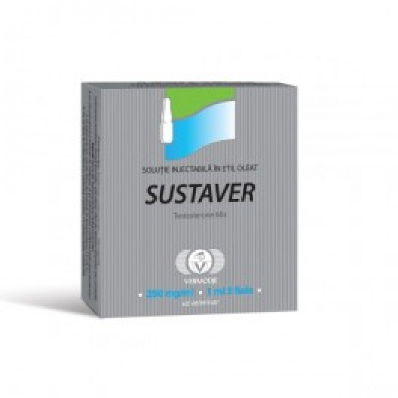 Sustaver amp (testosterone mix)
