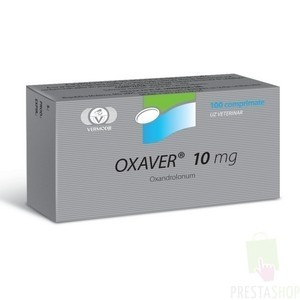 Oxaver (Oxandrolone) (Oxandrolone)