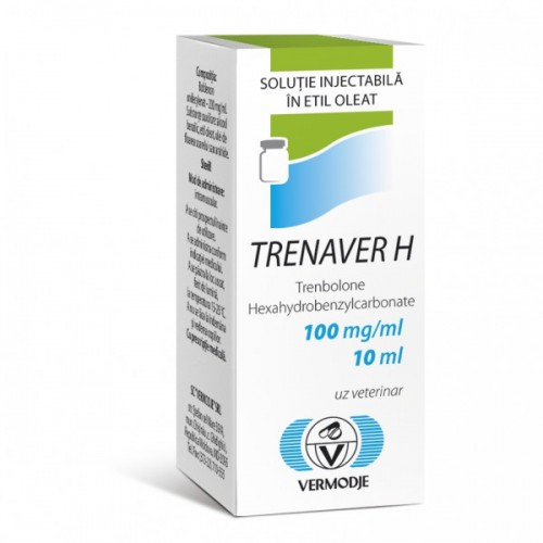 Trenaver H (Trenbolone Hexahydrobenzylcarbonate)