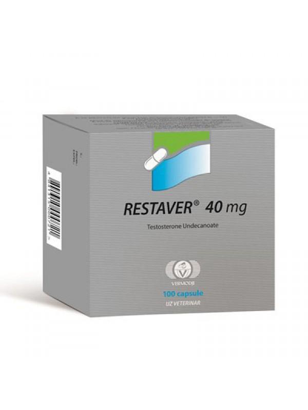 Restaver (Testosterone Undecanoate)