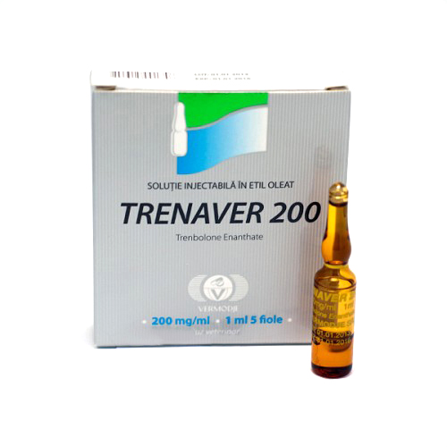 Trenaver 200 ampoules (Trenbolone Enanthate)