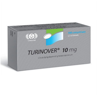 Turinover (chlorodehydromethyltestosterone)