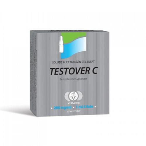 Testover C amp. (Testosterone Cypionate)